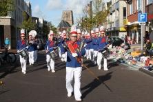 Marchingband showt vernieuwde uniform