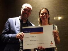 €1088,77 voor Liora met de Rabobank Clubkas Campagne