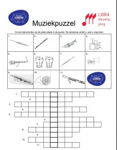 De puzzel