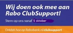Geef uw Rabobank Clubsupport Stem aan Liora